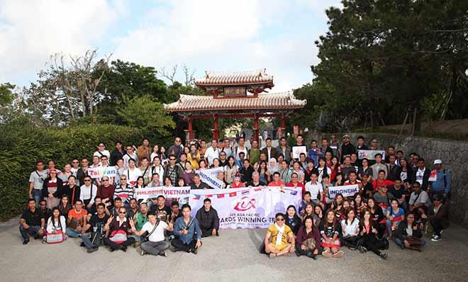 """""""Lux Asia Pacific""""…มอบรางวัลประจำปี พร้อมท่องเที่ยวโอกินาว่า"""