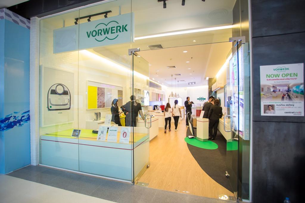 Vorwerk Shop แห่งแรกในไทย มีอะไรในร้านบ้าง…มาดูกัน