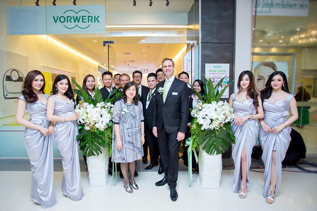 เปิดแล้ว!! Vorwerk shop แฟลกชิพ สโตร์แห่งแรกในภูมิภาคเอเชียแปซิฟิก