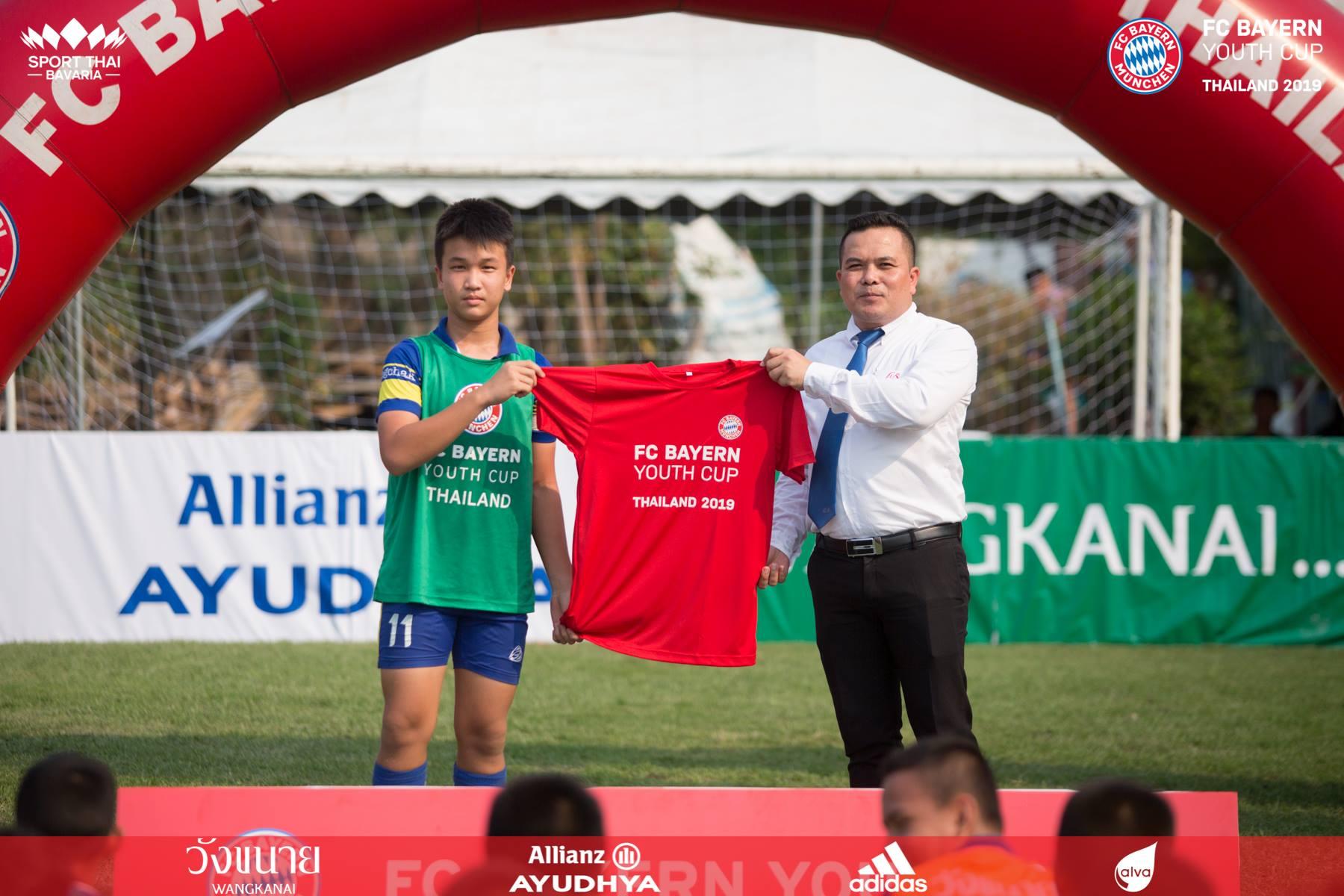 จบไปแล้วกับผลการแข่งขันรอบคัดเลือกโครงการ FC Bayern Youth Cup 2019 ที่จังหวัดขอนแก่น